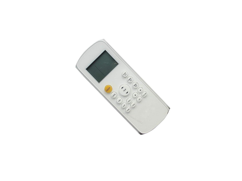 Easytry123 Remote Control for Klimaire RG57A6/BGEFU1 KSIF012-H215-I KSIF018-H215-I KSIF024-H215-I KSIF009-H115-I KSIF012-H115-I KSIF009-H215-I Air Conditioner