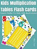 img - for Kids Multiplication Tables Flash Cards book / textbook / text book