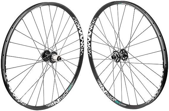 Ryde Trace25 Disc 29er Mountain Bike MTB Wheelset 28h Wheels 6 Bolt hubs QR Blk