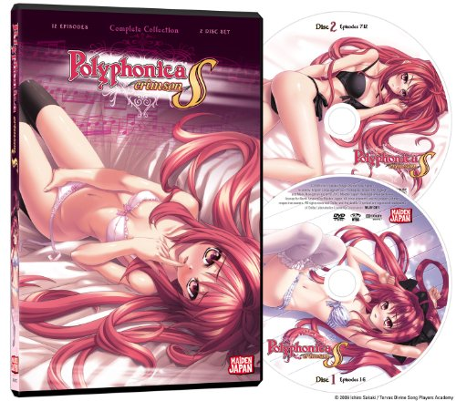 Polyphonica Crimson S Complete Collection