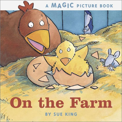 Read Online On the Farm: A Magic Picture Book pdf