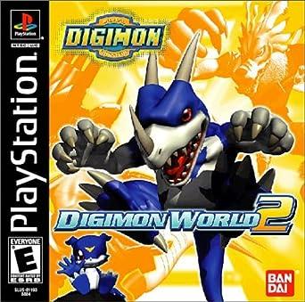 Risultati immagini per Digimon World 2