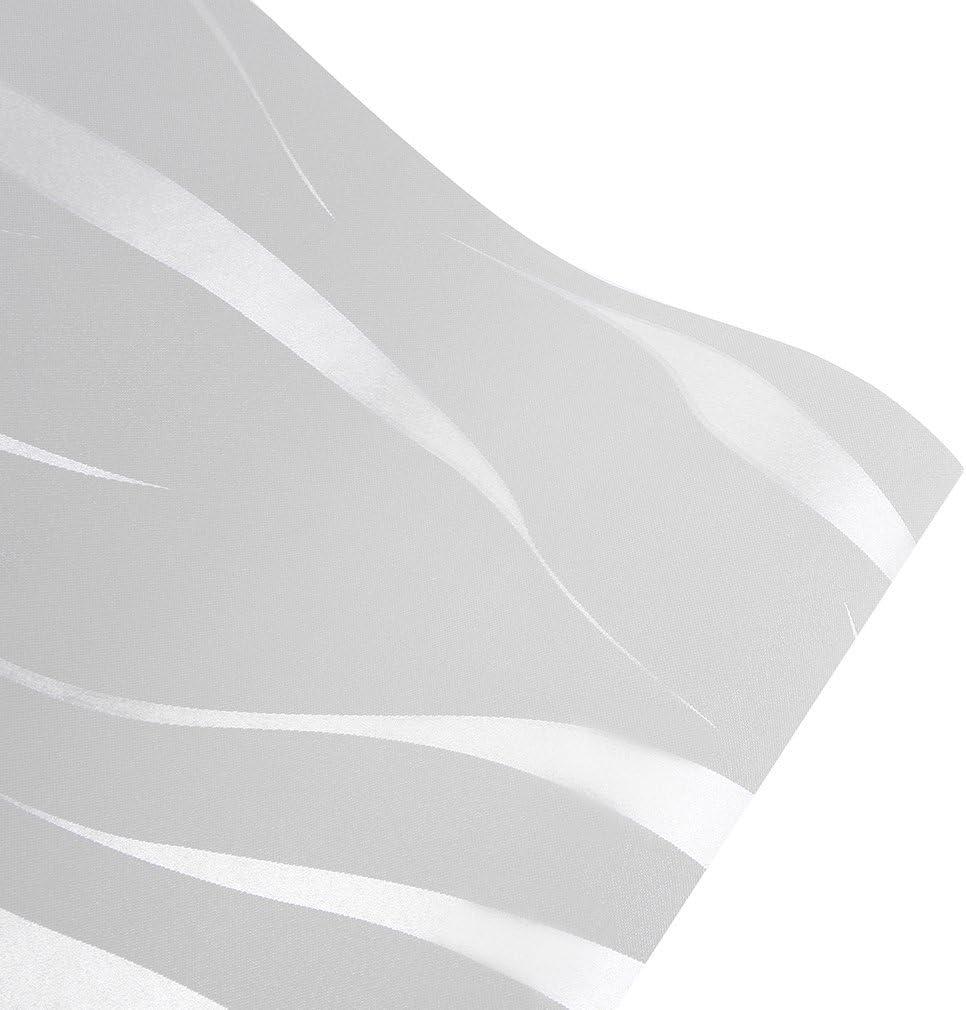 3 Sebastianee Papier peint 3D 10 M Vague papier peint de luxe rouleaux flocage pour la maison Chambre Salon Papier peint D/écoration murale Papier peint minimaliste non tiss/é