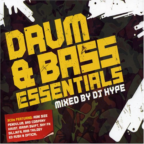 Max 53% OFF DJ Hype Presents: Bass Drum Essentials New products, world's highest quality popular!