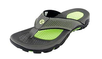06931ab45 Kaiback Men s Drifter Sport Flip Flop Sandal (7