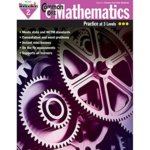 Newmark Learning Grade 2 Common Core Mathematics Aid (CC Math) ()