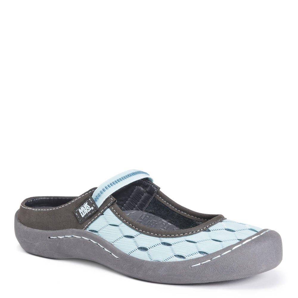 MUK LUKS Women's Justine Shoes Sneaker B07BGHJTH7 7 B(M) US|Mint