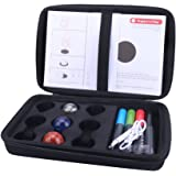 Aenllosi Hard Case for EVO App-Connected ozobot Bit Coding Robot by (black)