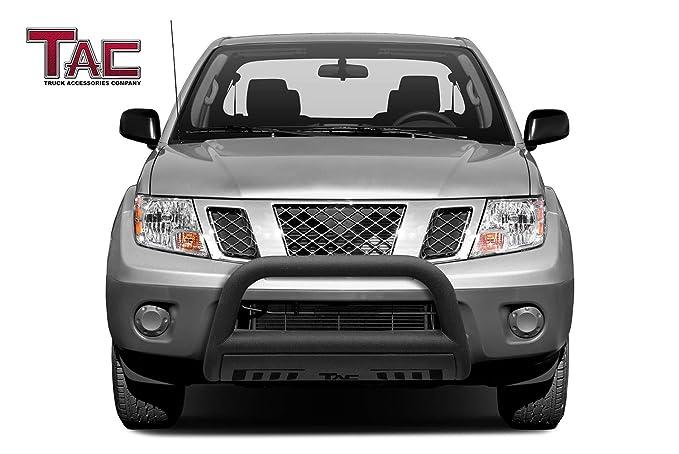 Amazon.com: TAC Bull Bar Fits 2005-2019 Nissan Frontier | 2005-2007 Nissan Pathfinder | 2005-2015 Nissan Xterra Truck Pickup 3