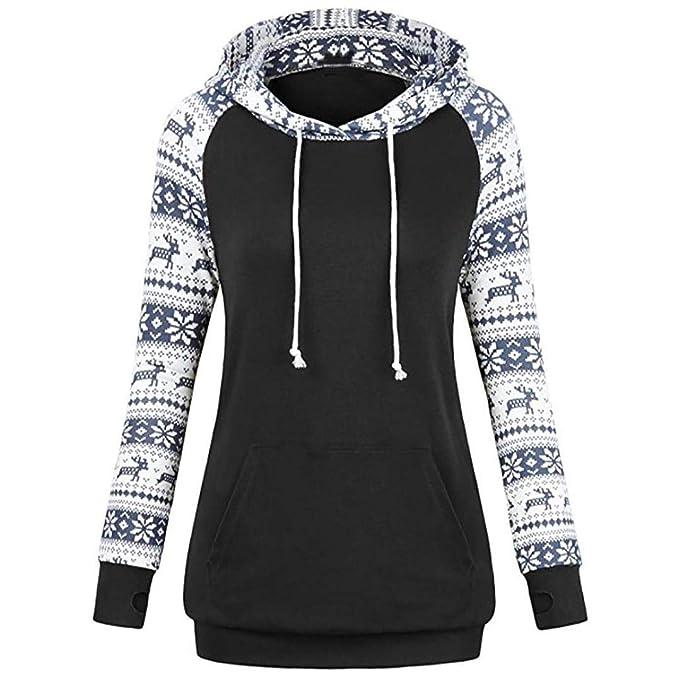 Mujer Sudaderas, ASHOP Blouses For Woman Formal Embroidery Sweatshirt Casual Sudadera Mujer Cremallera Largo Top Deporte: Amazon.es: Ropa y accesorios