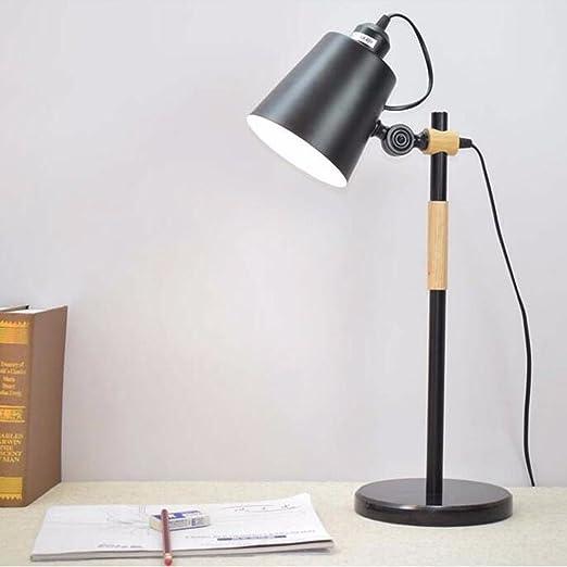 CJSHV-Lámpara de mesa Estudio De Diseño Minimalista Y ...