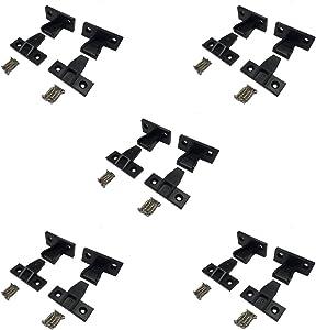 Hafele Keku H262.50.313 Push on Fitting (10 Sets)