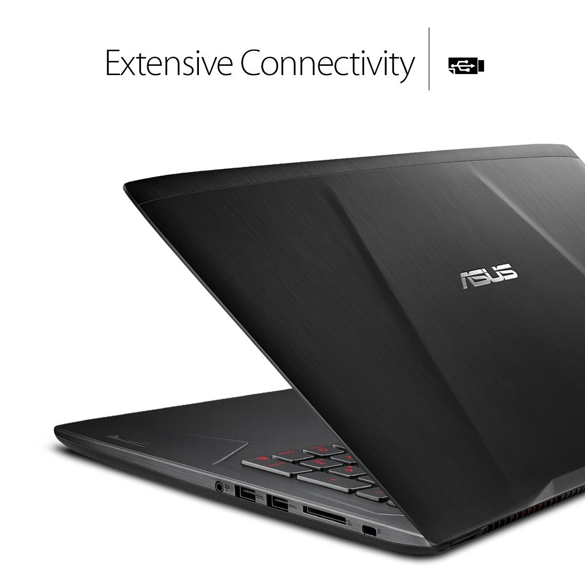 Amazon.com: ASUS Gaming Thin and Light Laptop, 15.6-inch Full HD , Intel Core i7-7700HQ Processor, 16GB DDR4 RAM, 128GB SSD + 1TB HDD, GeForce GTX 1060 3GB, ...
