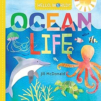 Ocean Life by Jill McDonald