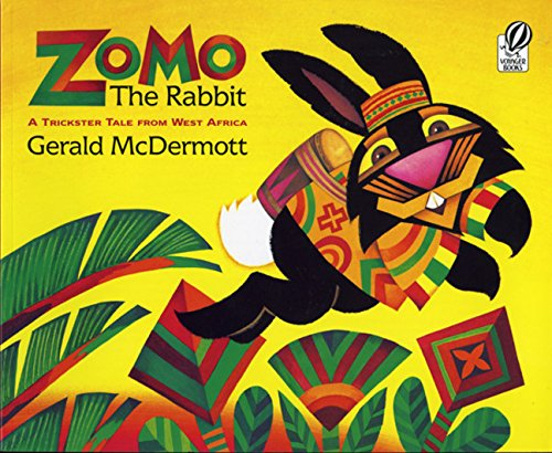Zomo the Rabbit: A Trickster Tale from West ()
