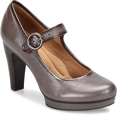 Affordable sale High Heels Women Sofft Miranda Black Patent US Online