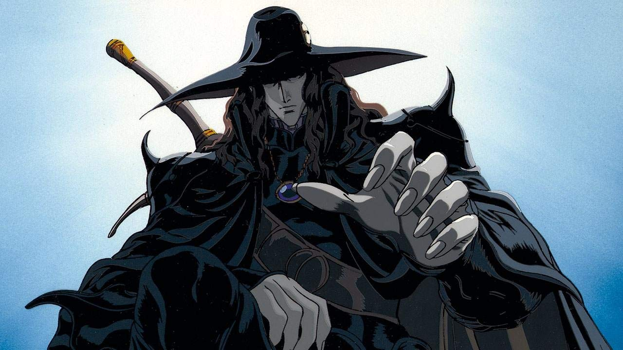 Vampire Hunter D: Bloodlust. Limited Edition: Yoshiaki ...