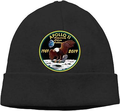 Apollo 11 50th Anniversary Men Women Beanie Hat Knitted Beanie Knit Beanie