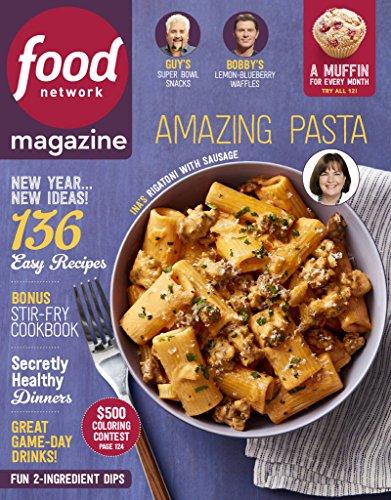 Magazines : Food Network Magazine