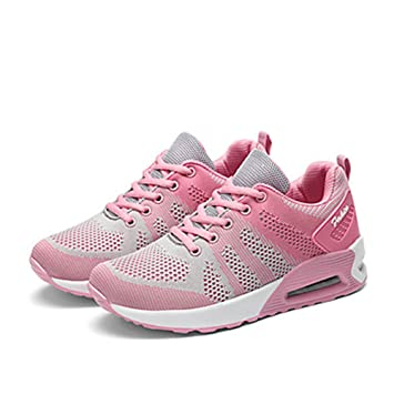 TTSHOES Mujer Zapatos Tul Primavera/Otoño Confort/Suelas con Luz Zapatillas De Deporte Tacón