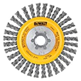 "615QJ8XWDpL. SL160  - DeWalt DW4925 4"" Stringer Bead Wire Wheel"
