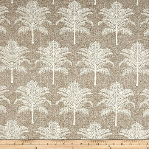 Tommy Bahama Home Palm Life Fabric, Twine