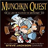 Asmodee - UBIMQ01 - Munchkin Quest - Jeu de Société