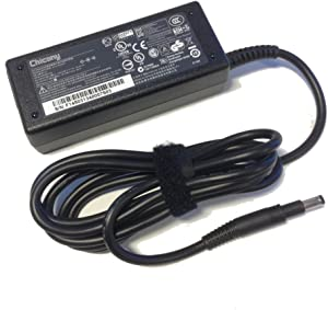 HP Pavilion Sleekbook 14-B000 693715-001 677770-001,677770-002, 677770-003, 613149-003, ADP-65HB FC, DL606A#ABA, PPP009D 19 V 3.42a (Compatible with 19.5V 3.33A) Adapter Power Supply
