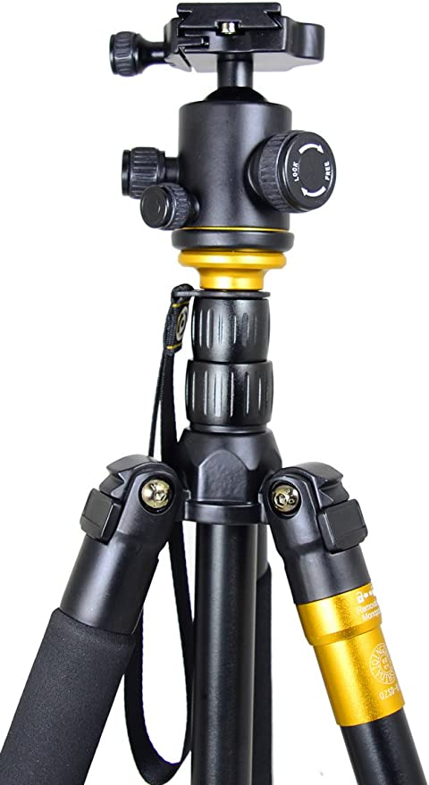 Koolehaoda 2 In 1 Kamera Stativ Einbeinstativ Mit Kamera
