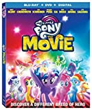 My Little Pony: The Movie [DVD + Blu-ray]