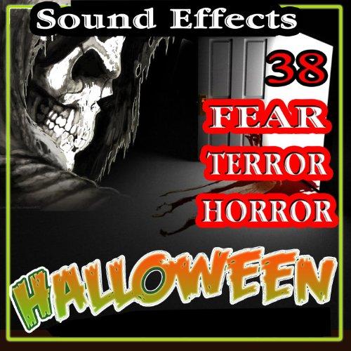 38 Sound Effects Fear, Terror, Horror Halloween