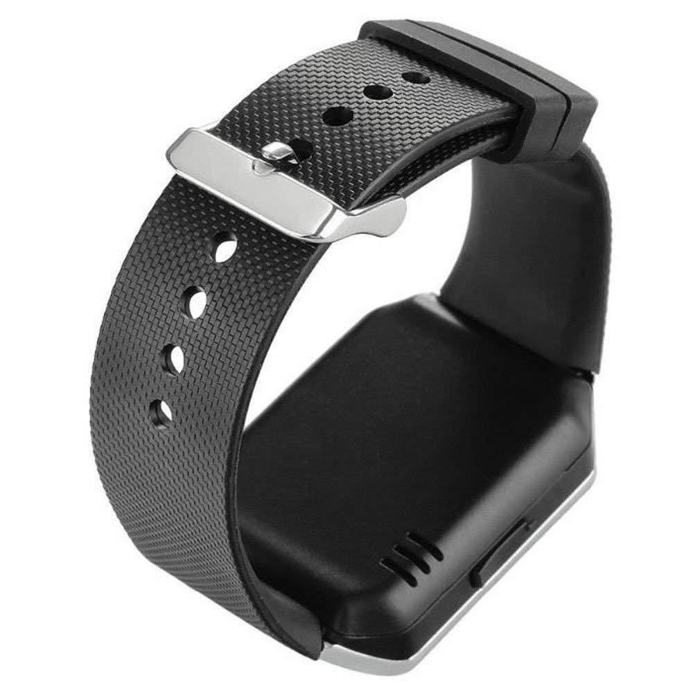 CEKA TECH Alcatel 3X (5.7) Compatible, Relojes Inteligentes con Bluetooth, Reloj Inteligente, Cámara, Pantalla táctil Curva, Portatarjetas SIM/TF, ...