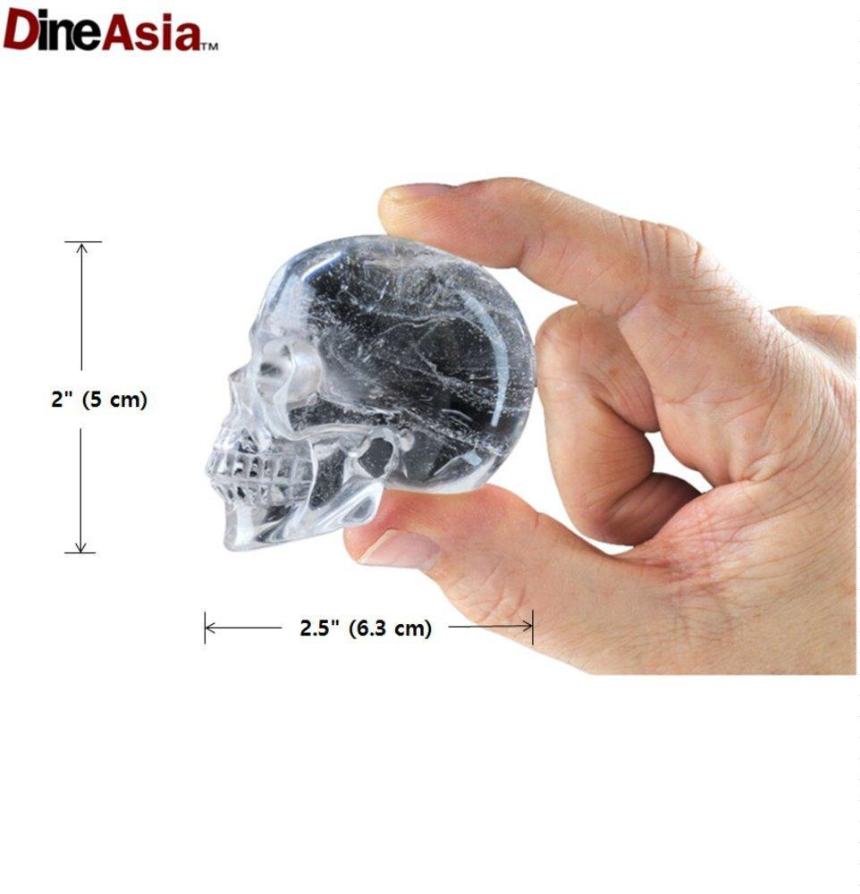 Форма для льда DineAsia 3D Skull