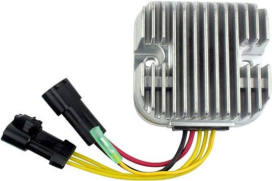 Mosfet Voltage Regulator Rectifier For Polaris Ranger 500 4x4 EFI 2010 2011 2012
