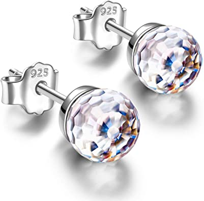 Cute Shell Stud Earrings for Women Girls Birthday Gifts