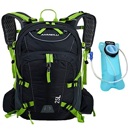 55968b808ca ANMEILU 20L Waterproof Outdoor Cycling Biking, Hiking, Traveling   Camping  Backpack with a Rain