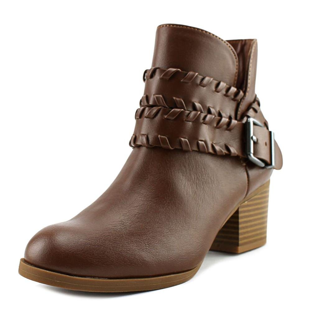Style & Co... Womens Dyanaa Closed Toe Ankle Fashion Boots Barrel Size 5M