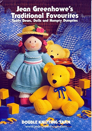 Jean Greenhowe Knitting (Jean Greenhowe Knitting Pattern Book Traditional Favourites)