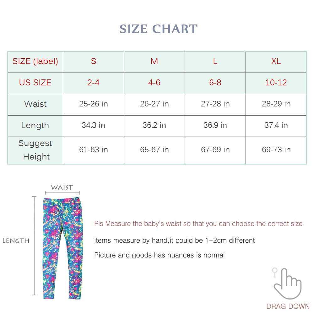 LiPa Tova Womens Leggings Soft Stretchy Ankle Length Yoga Pants (X-M)