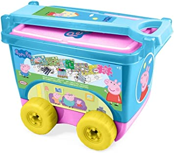 Peppa Pig Trolley Creativo (CPEP257), Multicolor (DARPEJE 1 ...
