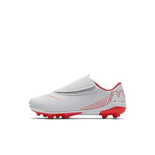 Nike Jr Vapor 12 Club PS (V) FG/MG, Zapatillas de fútbol Sala Unisex para Niños: Amazon.es: Zapatos y complementos