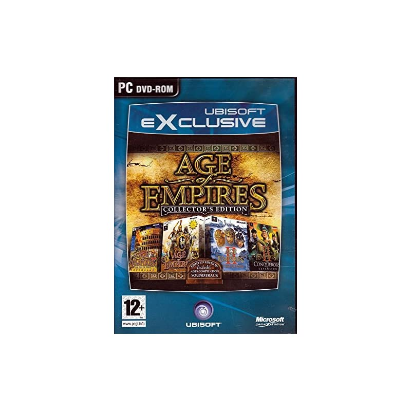 Age of Empires Collector's Edition - PC