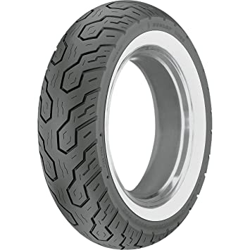 dunlop k555 tire rear 17080h15 wide white wall