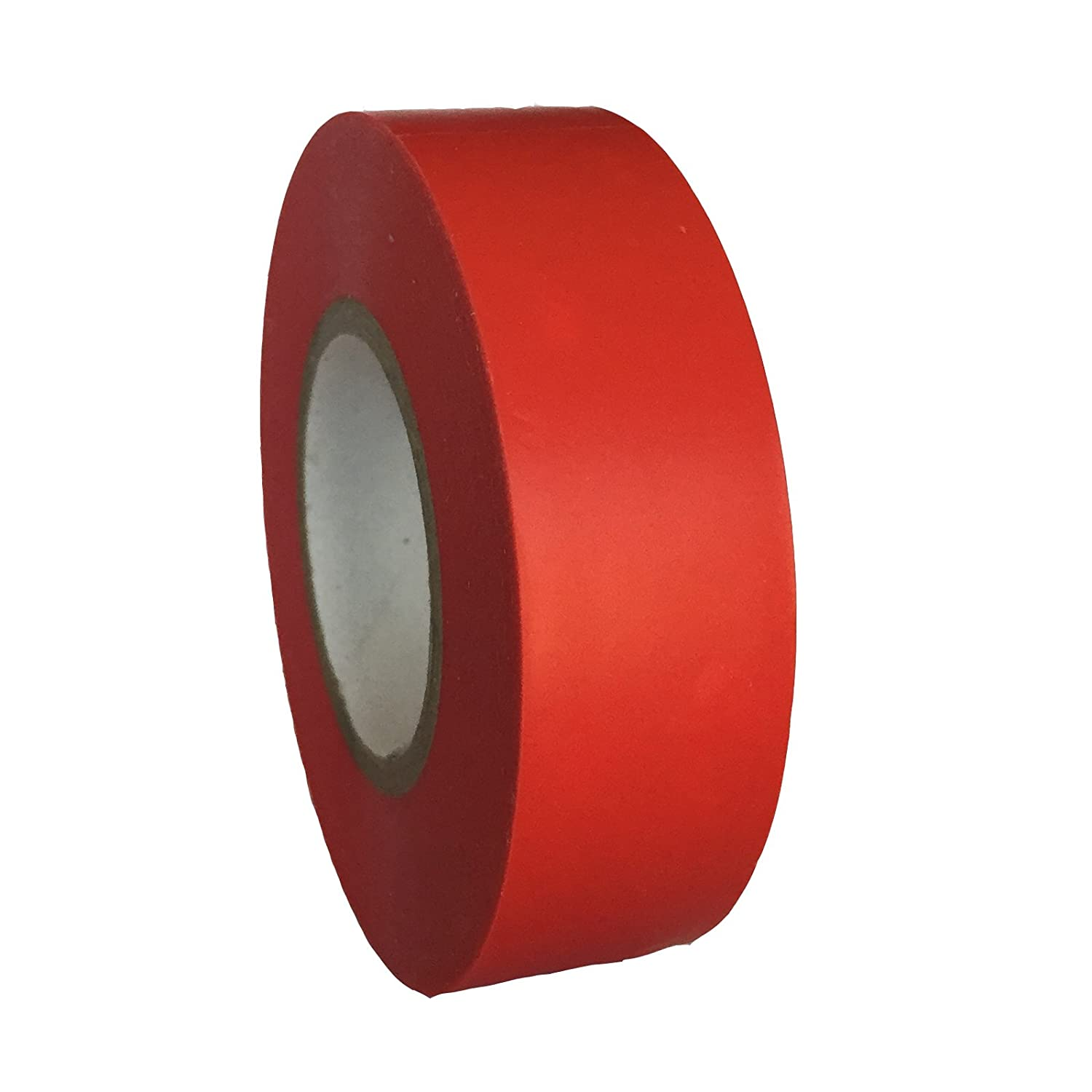 3 x 20 METRE WHOLESALE PREMIUM PVC SPORTS RUGBY FOOTBALL HOCKEY SOCK SHIN PAD BOOT LACE COLOURED TAPE RED Bailey Sports Therapy