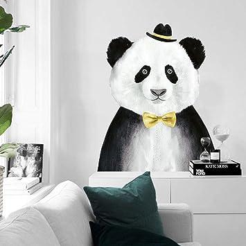 Amazon Com Wall Stickers Murals Animal Wall Stickers Panda