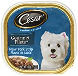 Dogswell Mars Cesar Gourmet New York Strip 24/3.5 oz Cans, 1 Pack, One Size