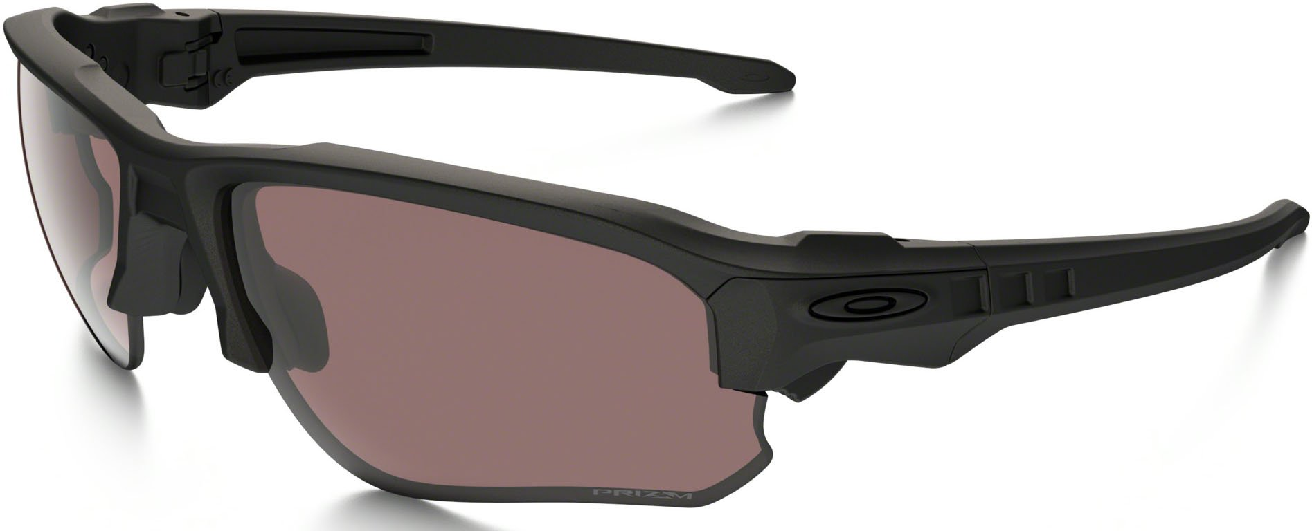 Oakley - Speed Jacket - Matte Black Frame-Tr22 Lenses by Oakley