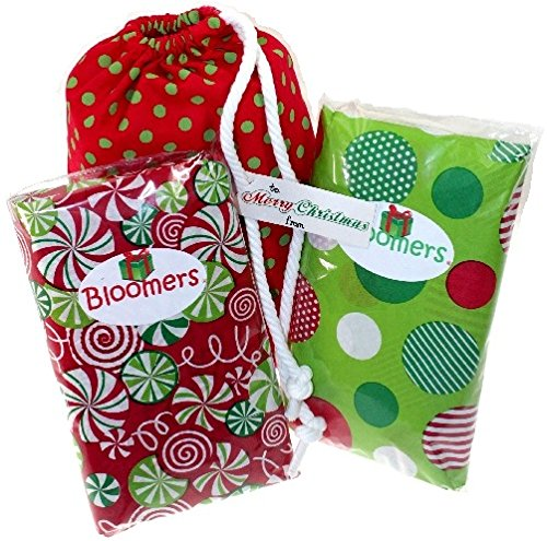 single use disposable diaper change kit Boys 3T - 4T 30 to 40 lbs., Red wGreen Dots