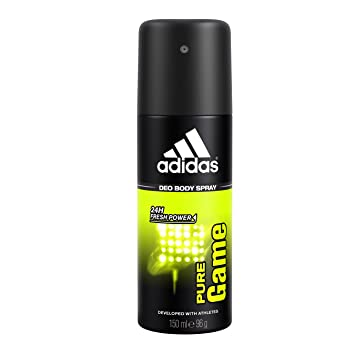 Déodorant Game 150mlBeautã Pure Adidas Parfumant H2eYDWE9I