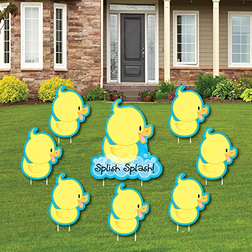 Ducky Duck - Yard Sign & Outdoor Lawn